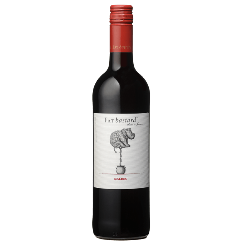 Fed bastard malbec 13% vol 75 cl