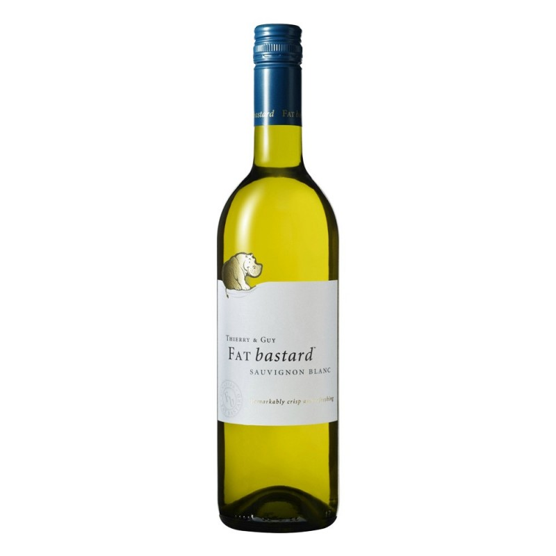 Fat bastard sauvignon blanc 11.5% volume 75 cl