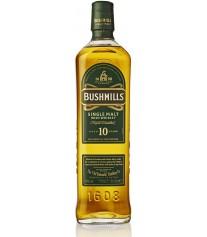 Bushmills 10 Year Old Irish Malt Whisky (70cl, 40%)