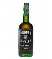 PROPER 12 BLENDED IRISH WHISKY 70cl 40% VOL