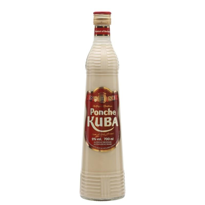 Ponche kuba liqueur 70cl 9% vol