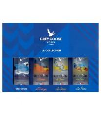 Grey Goose La Collection 4X5cl