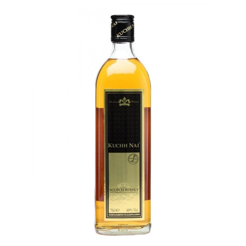 Kuchh Nai Blended Whisky 70cl 40% (Kushnai Mean nothing)